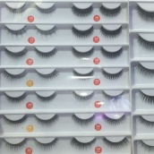 False Eyelash Extension Accepting Private Label Custom Packaging Free Shipping With Hair Weave