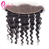 13x4 Cheap Wavy Lace Frontal Virgin Human Hair Natural Wave For Sale