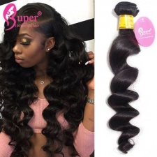 Luxury Real Virgin Remy Malaysian Loose Wave Bundle Deals Best Human Hair Extension Cheap Wholesale Price