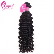 Best Human Hair Weave Premium Brazilian Virgin Remy Curly Hair Extensions 3 or 4 Bundle Deals Cabelo Humano Cacheado