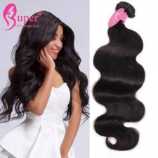 Body Wave Brazilian Hair Weave Bundles 3 or 4 pcs Deluxe Standard Cheap Virgin Remy Human Hair Extensions