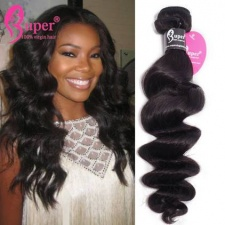 Bundle Deals Loose Wave Unprocessed Burmese Virgin Remy Hair Extension Wholesale Price