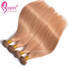 #27 Colored Hair Extensions Best Straight Human Hair Bundle Deals