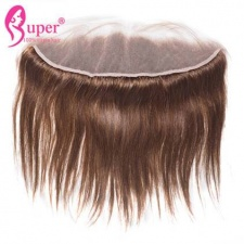 Best Place To Get Ear To Ear Lace Frontal Closure 13x4 Light Brown color #4 Remi Hair Extensions
