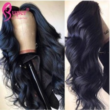 13x6 Front Lace Wigs Body Wave Virgin Human Hair 130% Cheap Discount Price