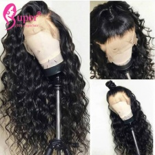 Natural Looking Lace Front Wigs For Sale 100 Human Hair Loose Wave 130% Density