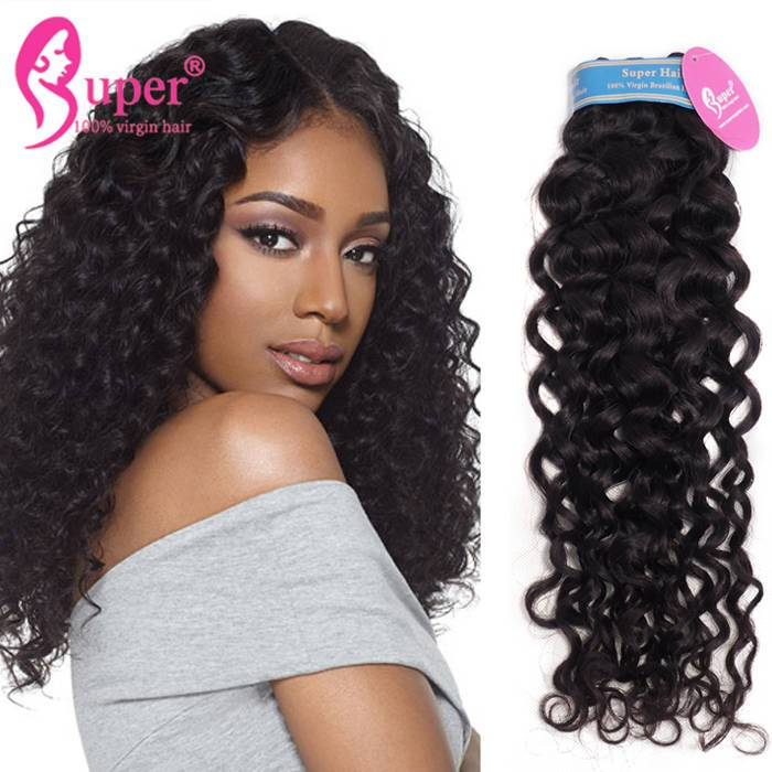 Jerry Curl Remy Hair Luxury Curly Human Hair Bundles