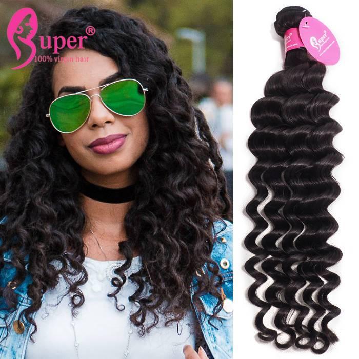 Cheap Brazilian 100 Human Hair Weft Hair Bundles For Sale