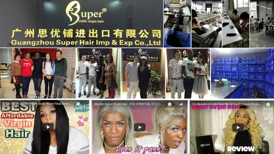 Where To Buy Hair Extensions Guangzhou Hair Factory